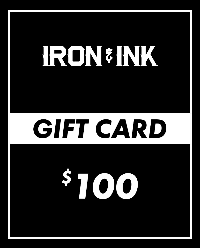 $100 – GIFT CARD