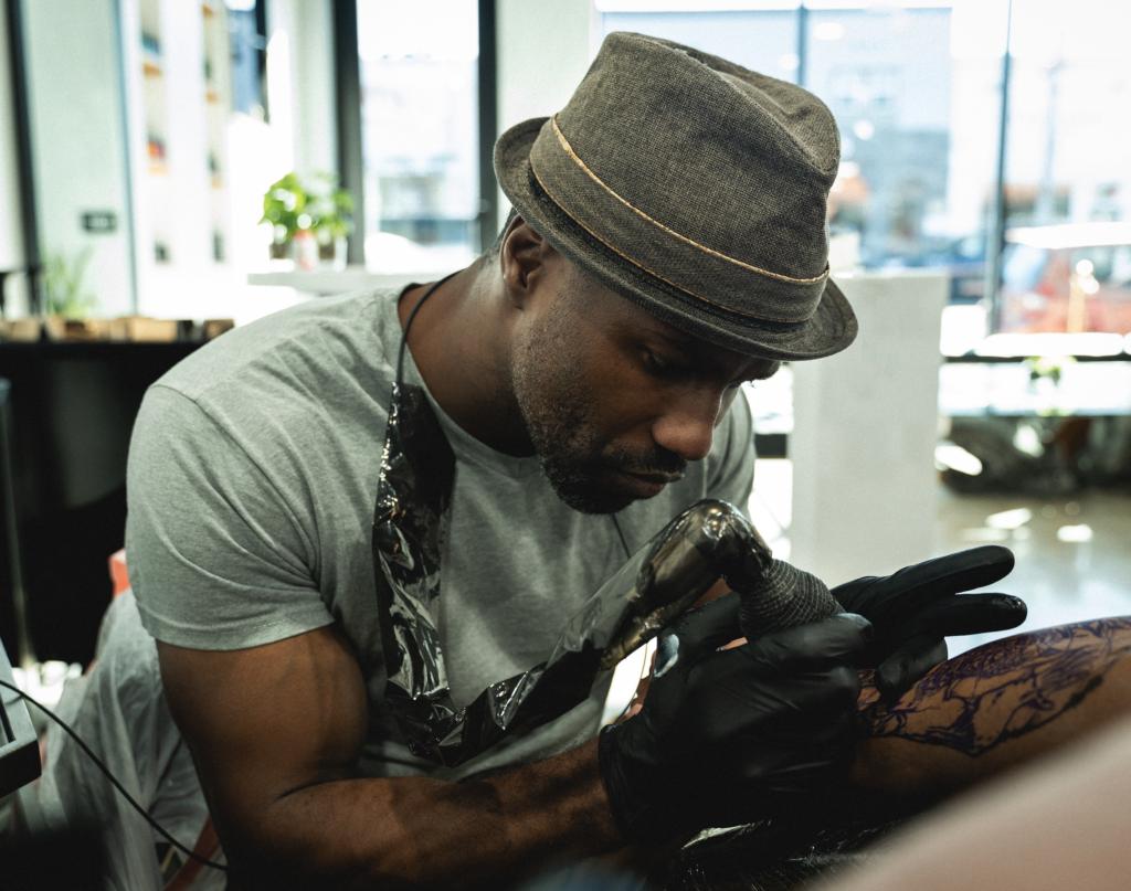 Tattoo artist los angeles
